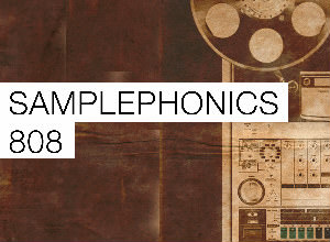 Samplephonics – 808 Sample Library Recording