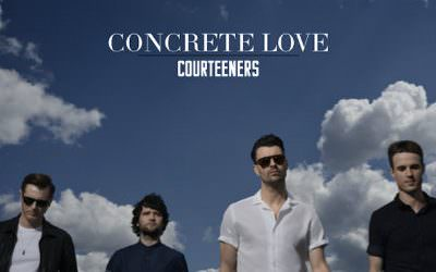 Recording The Courteeners 'Concrete Love'