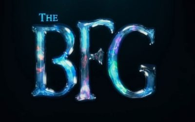 Recording ADR  for 'The BFG' with Steven Spielberg