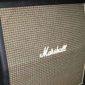 Vintage Marshall 4x12