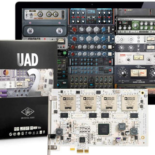 UAD 2 Quad package