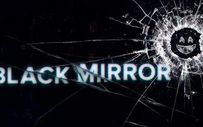 Recording ADR for 'Black Mirror'