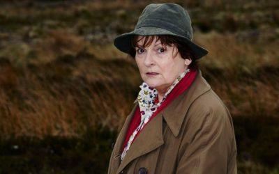 Recording ADR for ITV's 'Vera'