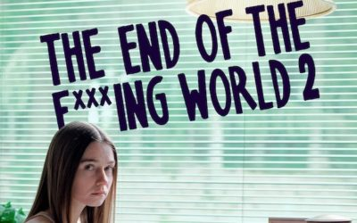 Recording ADR for 'The End of the F***ing World' Season 2