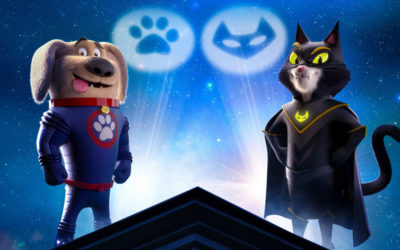 Recording the score for StarDog and TurboCat animated feature film